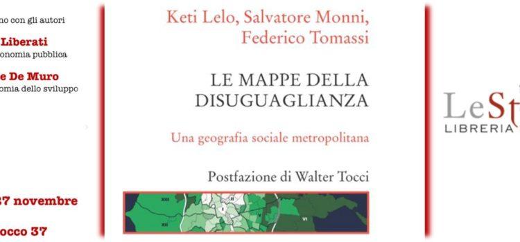 """Presentazione de """"Le mappe della disuguaglianza"""""""